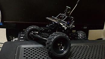 1/24 Basher Rocksta FPV micro crawler