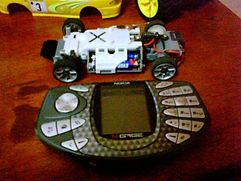 1/24 Kyosho Mini-Z, X-mods, Firelap and compatibles