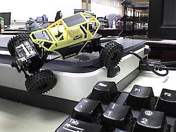 1/43 YOKOMO NanoLQ Rock Crawler