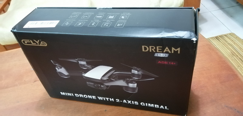 cfly dream drone 100