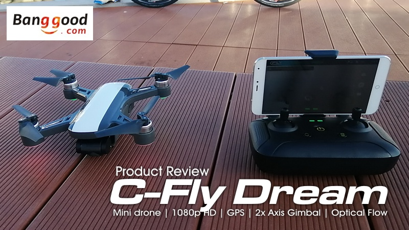 cfly dream drone 151