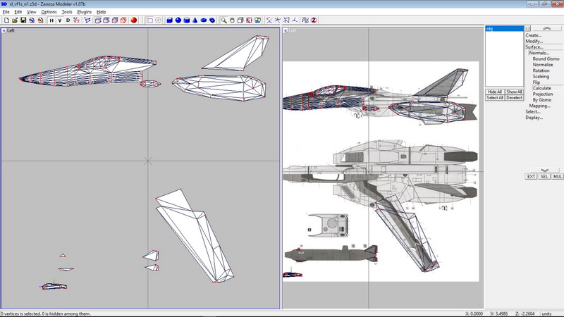 MACROSS VF-1S Valkyrie - Phoenix R/C simulator - SupermotoXL