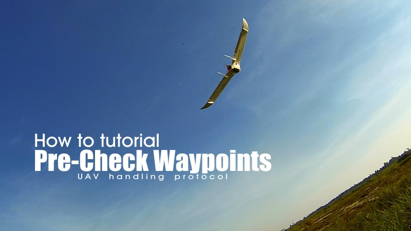 how to precheck waypoints 36