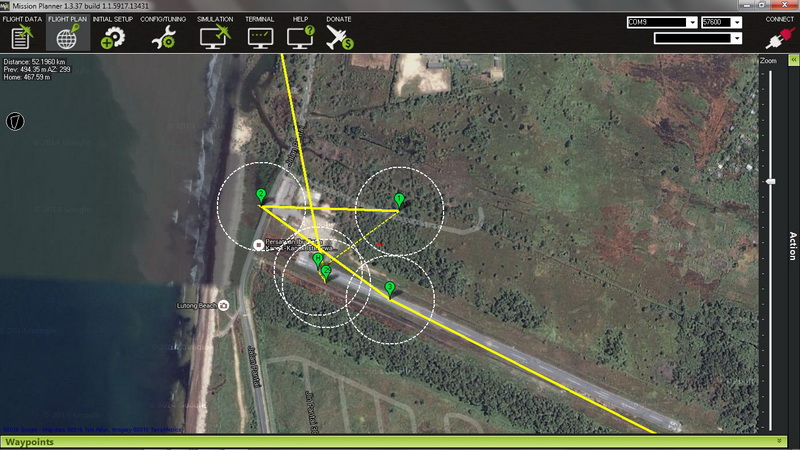 how to precheck waypoints 6