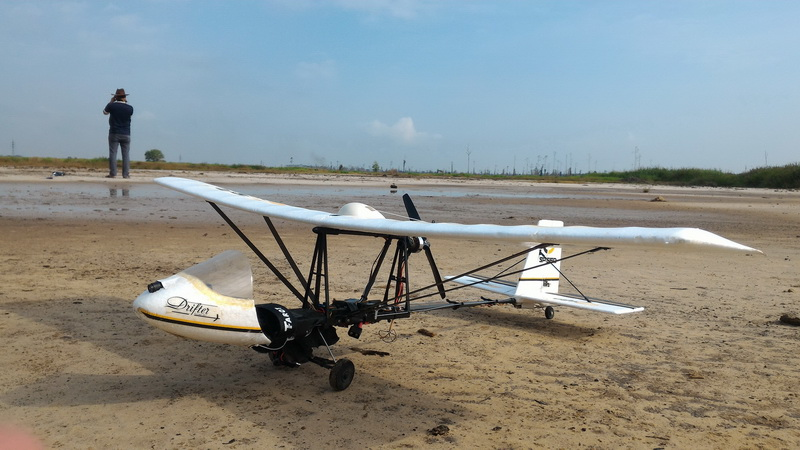 uav drifter ultralight 28