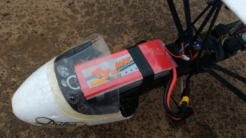 uav drifter ultralight 61