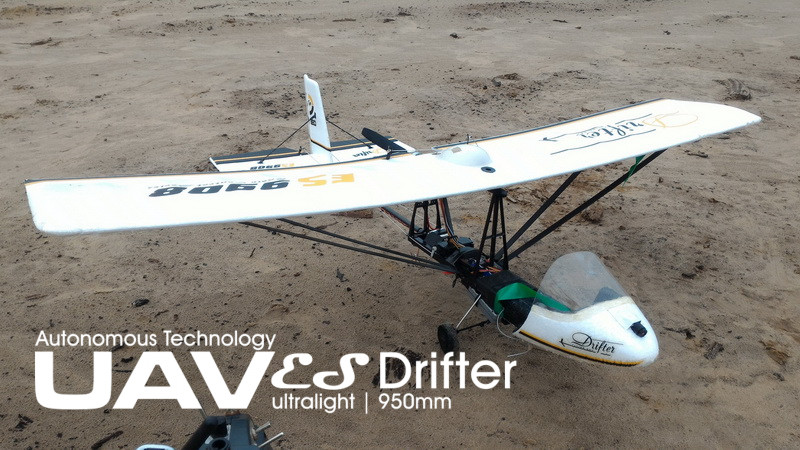 uav drifter ultralight 93