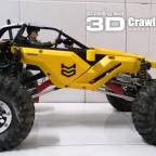 XL-RCP 52.0: Crawler body kit for AXIAL MAXXIMUS XL2