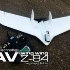 UAV Wing Wing Z-84 - 845mm